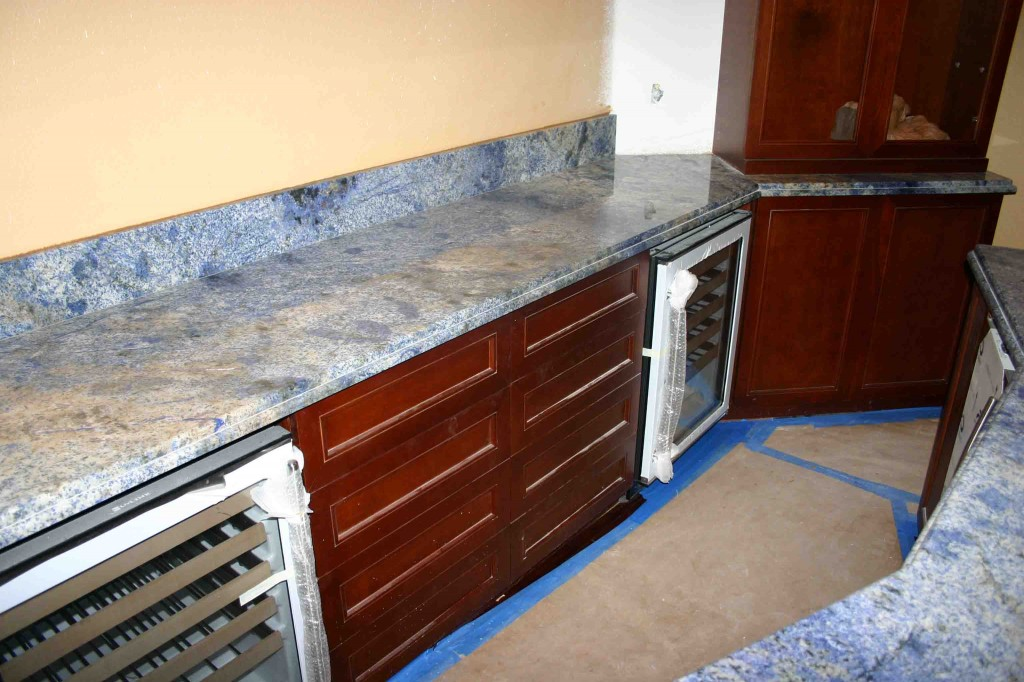 Custom Granite & Marble Idea's